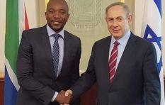 DA defends Maimane's meeting with Israeli Prime Minister Netanyahu