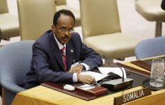 Embattled Somalis elect President