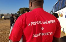 Popcru march to Union Buildings demanding better working conditions