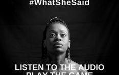 #WhatSheSaid - An audio gallery of stories by exceptional women