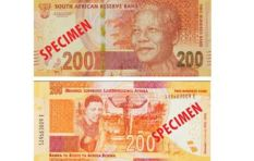 Take note! Sarb launches Madiba commemorative banknotes and coins