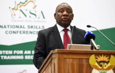 Now is the time for Cyril to stand up: British Parliamentarian