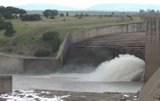 Vaal Dam about to reach 100% capacity