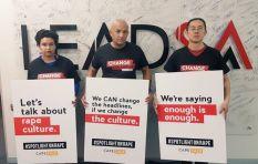 CapeTalk hosts silent gathering to place the #SpotlightOnRape