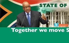 Speculation continues over disruption of #SONA15