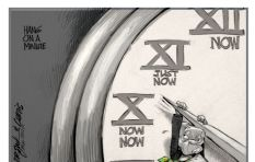 [CARTOON] Tick-Tock