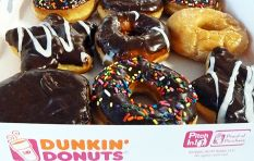 Dunkin Donuts celebrates ahead of International Coffee Day