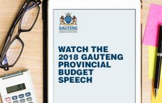 Key take-outs from the Gauteng Provincial Budget