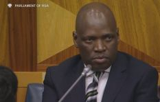 This could be the end of the road for Hlaudi