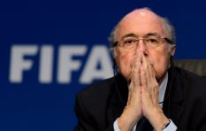 Reactions to Blatter resignation, Vaal dam waster project, WEF Africa starts