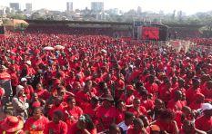 #NoConfidence - EFF says it has lobbied Mbete and Mthembu ahead of secret ballot