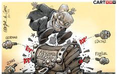 [CARTOON] A Looter Continua