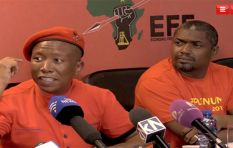 EFF will be calling for a dissolution of Parliament - Julius Malema