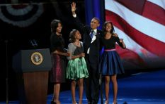 President Barack Obama gives emotional farewell speech