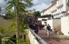 UCT medical students continue with sit-in, Maties group disrupt tests