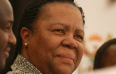 'We look forward to an uplifting Sona' - Naledi Pandor