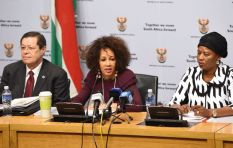 [LISTEN]  'ANC resolution to downgrade SA embassy in Israel stills stands'
