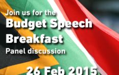 LIVE STREAM: #Budget2015 Business Breakfast with Old Mutual