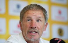 Stuart Baxter tipped as next Bafana coach
