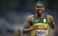 Caster Semenya makes triple athletics history in 400m, 800m and 1500m races