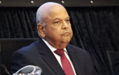 """It would have been nice to receive a phonecall"" - Gordhan"