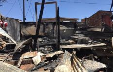 Death of three siblings in shack fire sparks safety talks