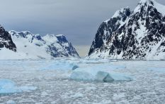 SA Antarctic expedition: 'We'll be flying drones to find openings in the ice'