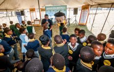 AmaXhosa Kingdom Revives Traditional Storytelling with Nal'ibali