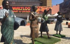 Govt unveils monument to honour 1956 Women's March leaders