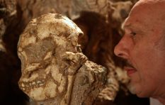 [LISTEN] Professor recalls the first moments of discovering Little Foot