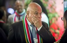 Gordhan sounded like a typical politician (on CNN) says analyst
