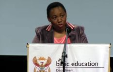Motshekga updates on schools upgrade and leaked exam paper