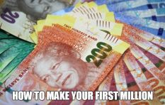 How to make your first million