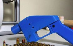 You can download plans and make 3-D printed guns in the USA from 1 August