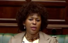 """Some KZN ANC members said they were deployed to disrupt Makhosi Khoza's speech"""