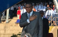 Police Minister Mbalula wages war on violent protestors