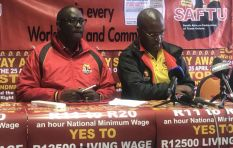 Saftu to protest proposed national minimum wage