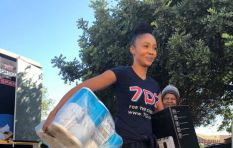702 Truck of Love with Spar visits Randfontein