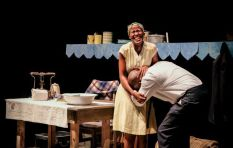 [LISTEN] Desmond Dube chats to Stephen about The Suitcase