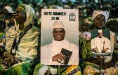 Gambia bans internet and international calls during presidential election