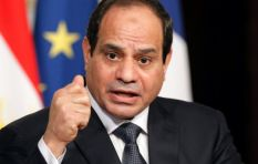 Egypt launches Libyan air strike after dozens killed in shooting