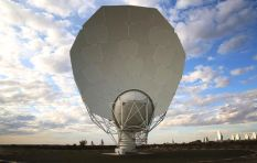 MeerKAT telescope  officially launches in Northern Cape with 64 satellite dishes