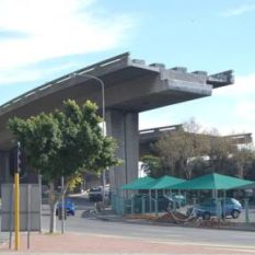 Foreshore freeway project won't alleviate CT's congestion woes - specialist