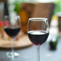 The Wine Feature: Hints of guava and deep red berries