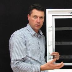 Meet the company manufacturing burglar bars with an alarm sensor