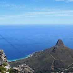 Tourists still enjoying Cape Town, despite the drought