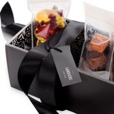 Lardiere Fine Foods seals the deal with hand-made room service treats