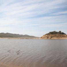 Cape dam levels on the rise, but not all clear yet