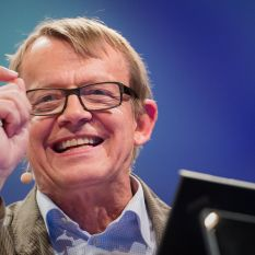 Hans Rosling - ignorance's greatest enemy