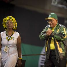 'Free education is Zuma's parting shot'